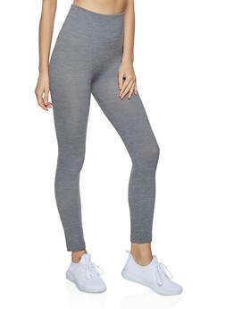 Fleece Lined Leggings | 7069041452452 - 7069041452452