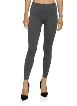 French Terry Lined Leggings | 7069041453122 - 7069041453122