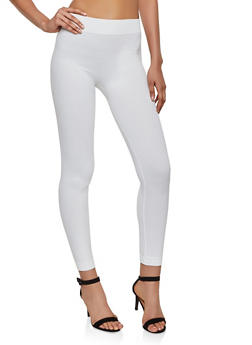 French Terry Lined Leggings | 7069041453126 - 7069041453126