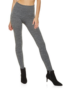 Marled Leggings - 7069041455552
