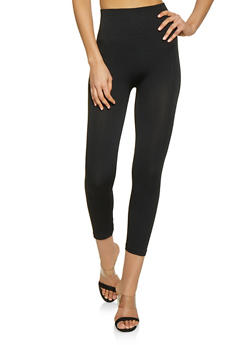 Basic Pintuck Leggings - 7069059162284