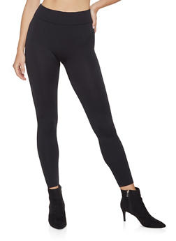Fleece Lined Leggings - 7069059162578