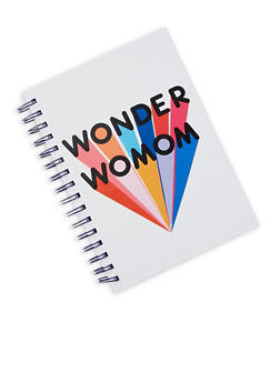 Wonder Womom Spiral Notebook - 7130024900531
