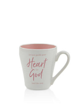 Let Love Guide Your Heart Graphic Mug - 7130024900698