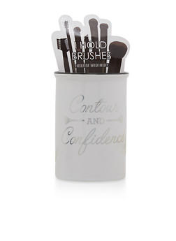 Contour and Confidence Brush Holder - 7130024902128