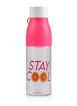 Stay Cool Graphic Water Bottle - 7130024902308