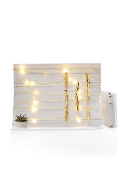 Photo Clip String Lights - 7130058853252