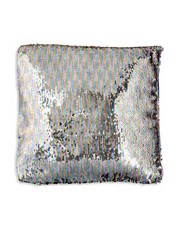 Reversible Sequin Square Pillowcase - ROSE - 7130067448036
