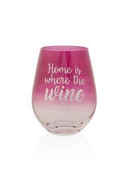 Home is Where the Wine is Glass - 7130068064854