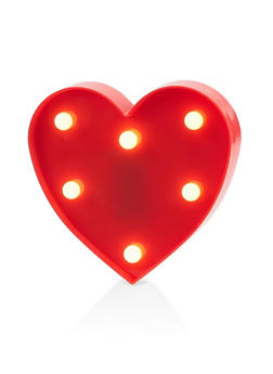 Heart Marquee Light Box - 7130074751564