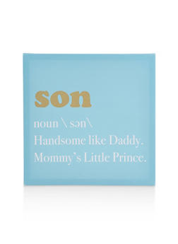 Son Canvas Wall Art - 7130074994194
