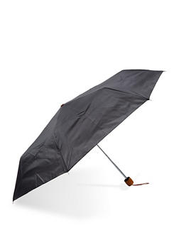 Compact Umbrella - BLACK - 7131067448001