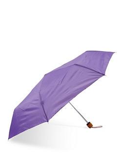 Compact Umbrella - PURPLE - 7131067448001