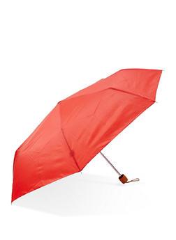 Compact Umbrella - RED - 7131067448001