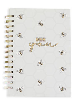 Bee You Spiral Notebook - 7132024903409