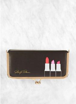 Lipstick Graphic Cosmetic Box - 7132024908597