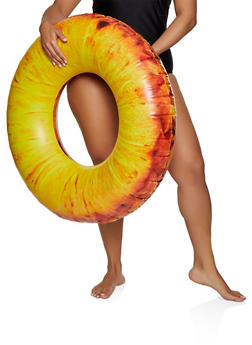 Pineapple Inflatable Pool Float - 7132075587251