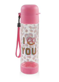I Pretzel You Water Bottle - 7135024902861
