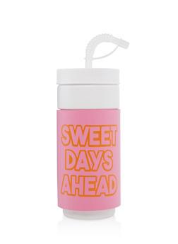 Giant Sweet Days Ahead Water Bottle - 7135024903914