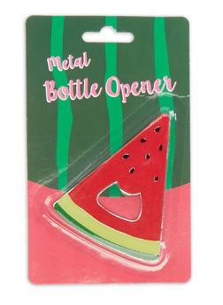 Watermelon Metal Bottle Opener - 7137075638420
