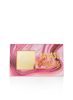 Badass Besties Marbled Photo Frame - 7138076012013