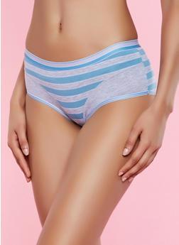 Striped Bikini Panty | 7150035160517 - 7150035160517