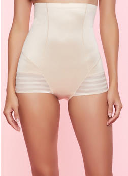 Shadow Stripe Shapewear Shorts - 7150064878906