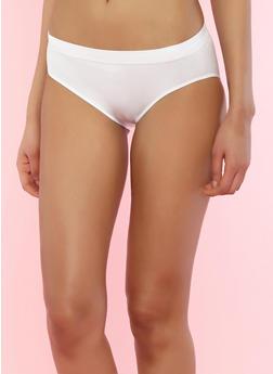 Solid Seamless Bikini Panty | 7150064879963 - 7150064879963