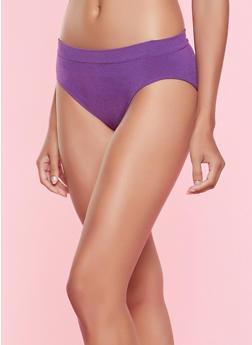 Seamless Bikini Panty - 7162064870019