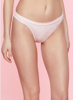 Seamless Thong Panty | 7162064871920 - ROSE - 7162064871920