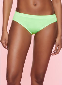 Neon Bikini Panty - NEON LIME - 7162064873021
