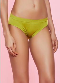 Seamless Bikini Panty | 7162064878301 - 7162064878301
