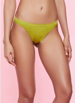 Seamless Thong Panty | 7162064878304 - 7162064878304
