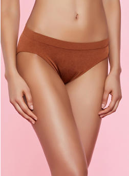 Solid Bikini Panty | 7162064879307 - 7162064879307