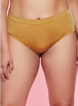 Plus Size Bikini Panty | 7166064879310 - 7166064879310