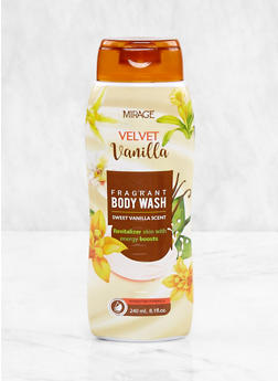 Velvet Vanilla Fragrant Body Wash - 7176073830402