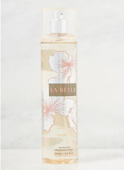 La Bella Refreshing Fragrance Body Mist - 7176073832297