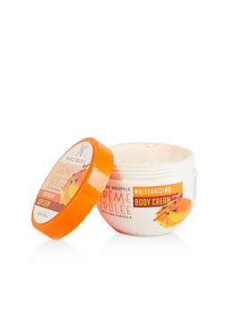 Scented Moisturizing Body Cream - ORANGE - 7176073832398