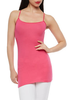 Basic Cami Tank Top - 7201054260342