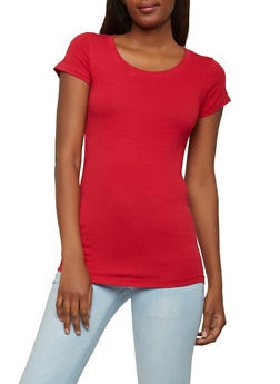 Basic Tee Shirts for Women
