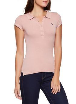 Solid Polo Shirt - 7203054260287