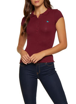 Solid Polo Shirt - 7203054260287