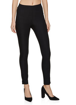 Pull On Skinny Dress Pants - 8341020626321