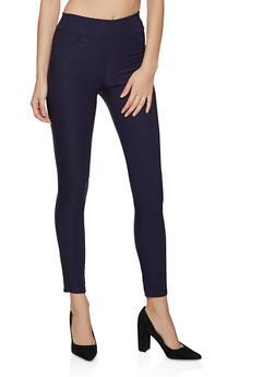 Skinny Dress Pants - 8341020626330