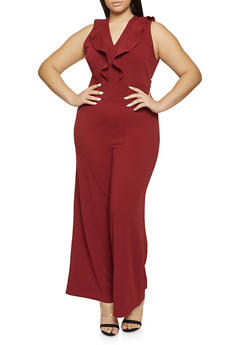 Clearance Sale On Plus Size Jumpsuits And Rompers Rainbow