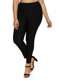 Plus Size Stretch Dress Pants | 9441020627633 - 9441020627633