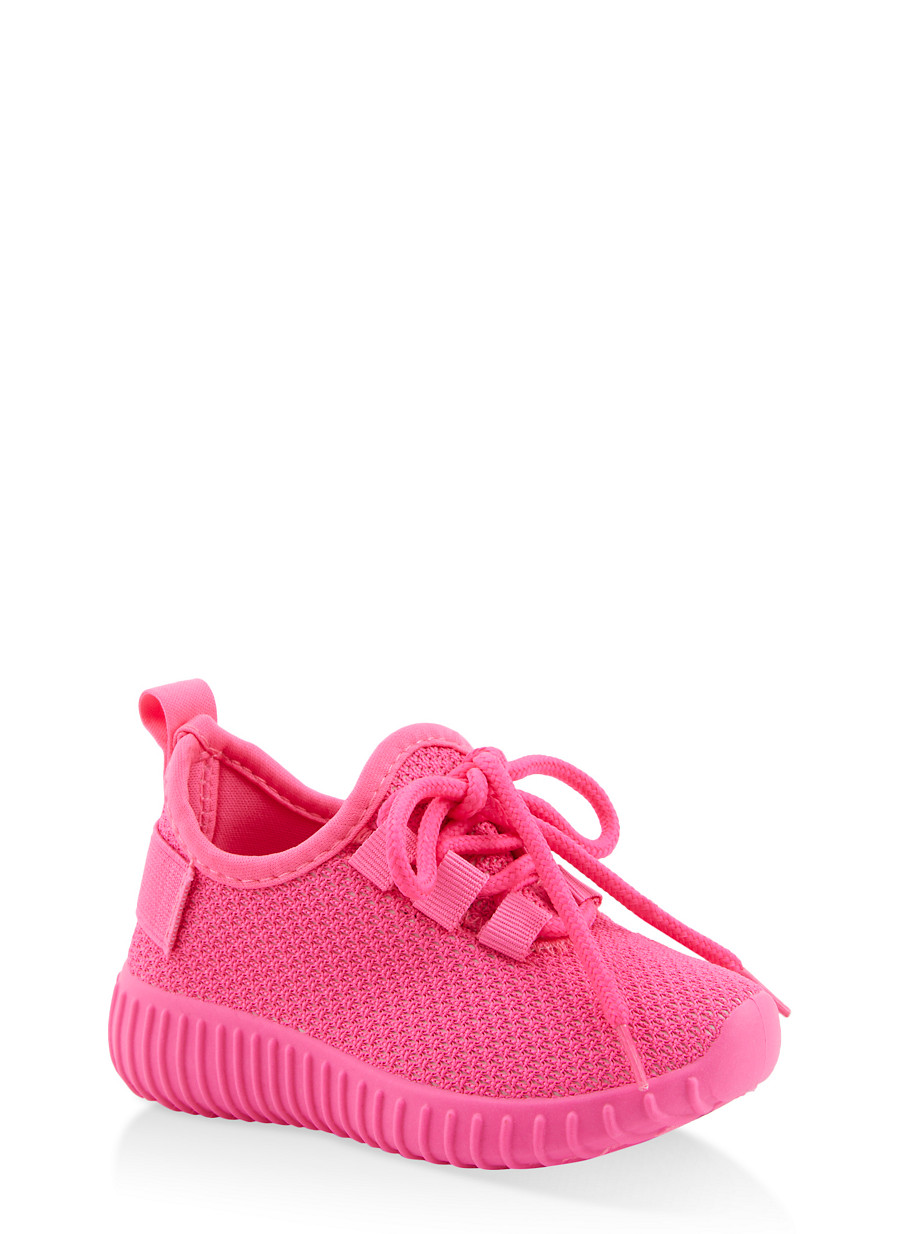 little girls athletic shoes