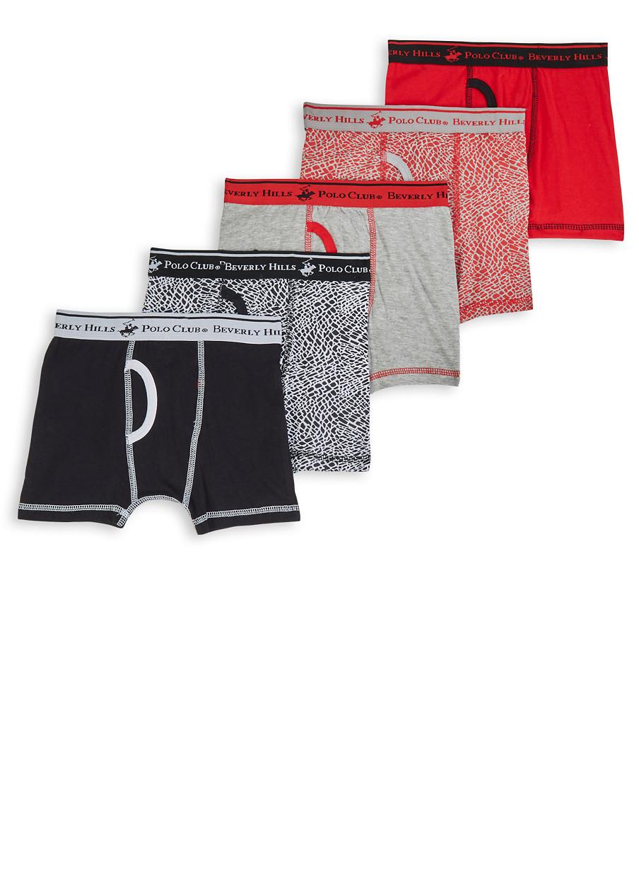 5 COLOUR PACK Mens Underwear BOXER BRIEFS S M L XL XXL SIZES Cotton Trunks BB537