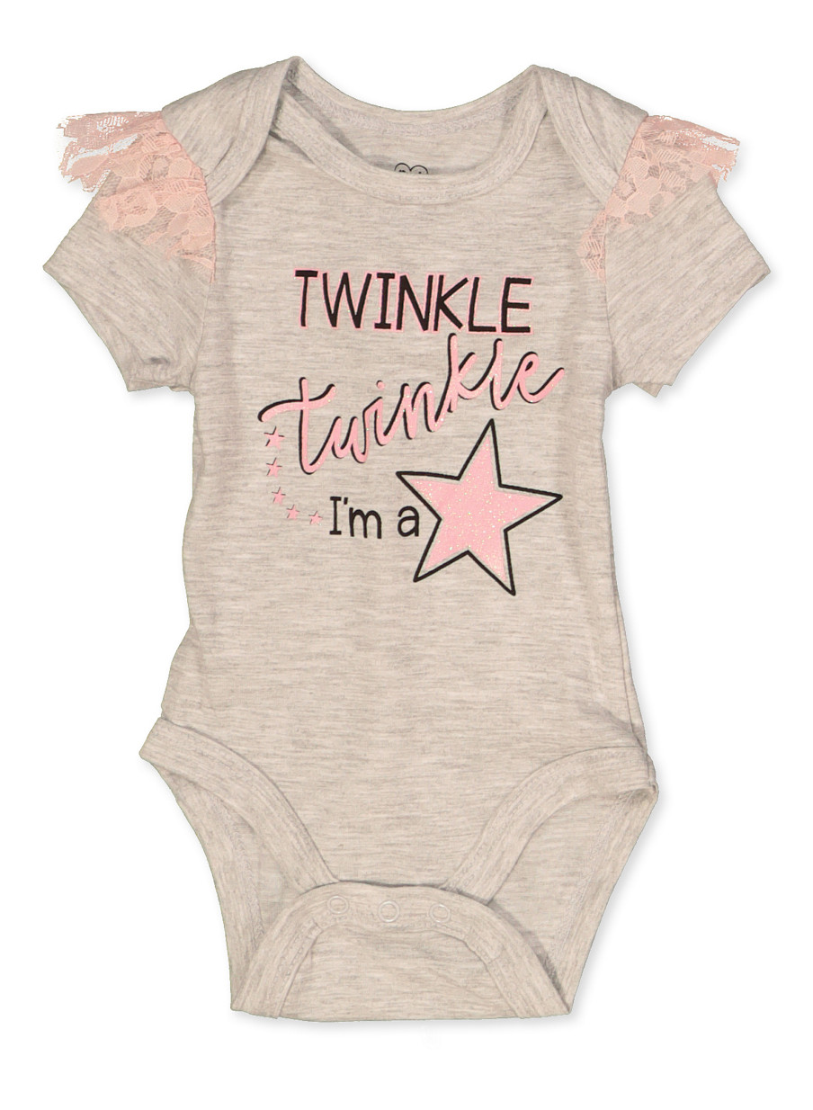 XQHNG 1964-Po-ntiac-GT-O-Convertible Newborn Baby Long Sleeve Baby Bodysuits Funky Baby Clothes