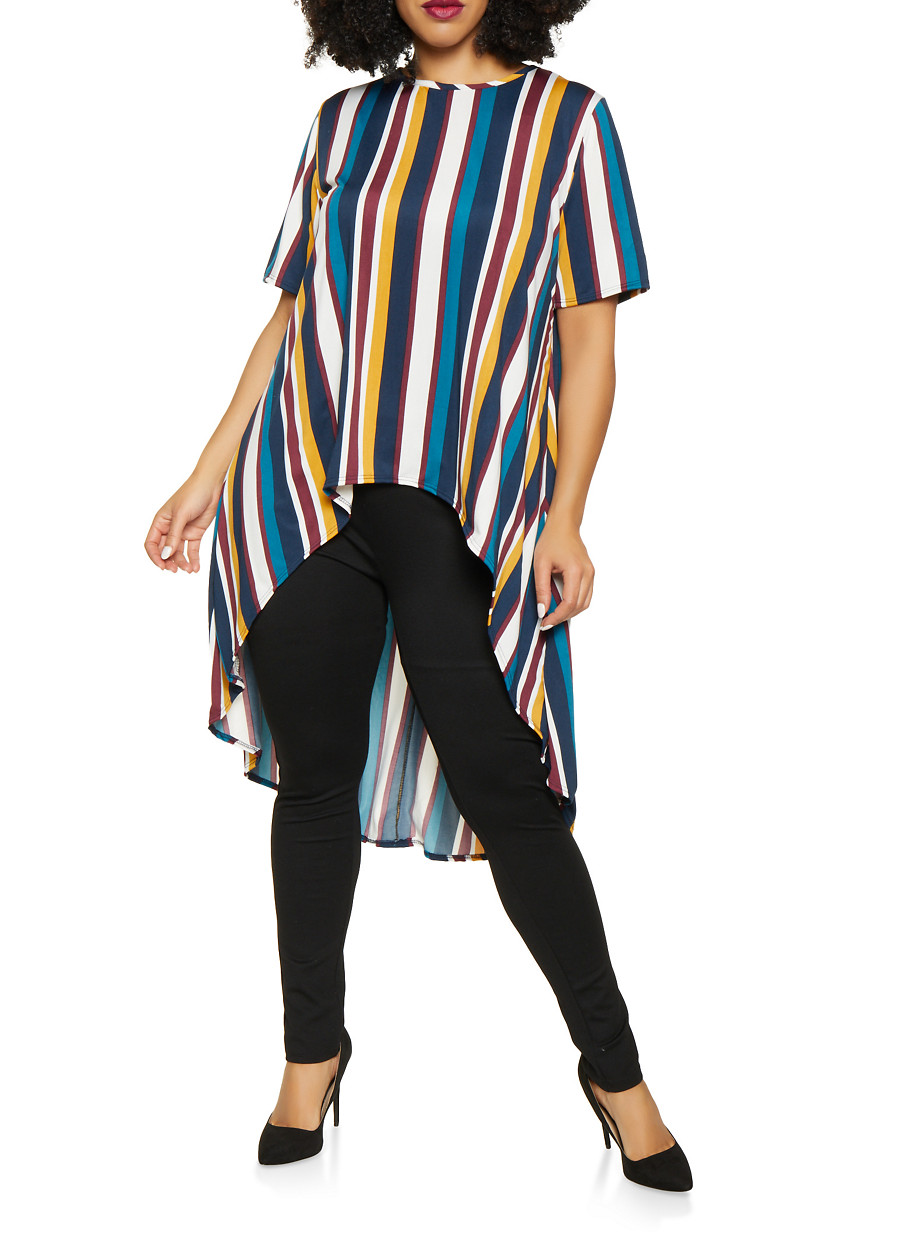 Info Harga Jason Wu Ready To Wear Termurah 2018 Giordano Jam Tangan Pria Silver Stainless Steel P158 22 Plus Size Striped High Low Top Rainbow Pinterest Share Product Topnavylarge